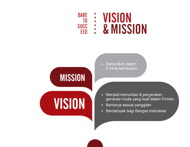 DTS Mission and Vision